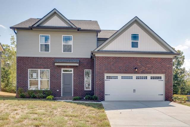 413 Barbaro Court (Lot 165), Burns, TN 37029 (MLS #RTC2088613) :: Village Real Estate