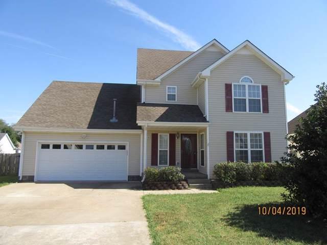 3645 Aurora Dr, Clarksville, TN 37040 (MLS #RTC2088623) :: DeSelms Real Estate