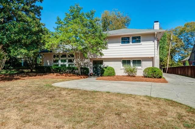 227 Haverford Ave, Nashville, TN 37205 (MLS #RTC2088651) :: Village Real Estate