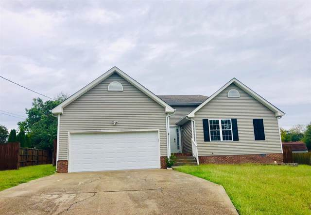 2608 Marymont Dr, Clarksville, TN 37042 (MLS #RTC2088653) :: Village Real Estate