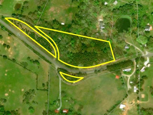 518 N Chucky Pike, Jefferson City, TN 37760 (MLS #RTC2088722) :: Village Real Estate