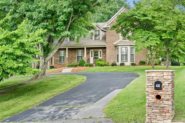 433 Stonemeadow Rd, Clarksville, TN 37043 (MLS #RTC2088737) :: Nashville on the Move