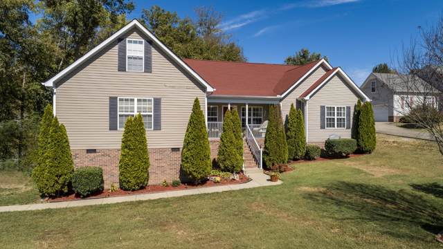 106 Matt Dr, Bell Buckle, TN 37020 (MLS #RTC2088756) :: RE/MAX Homes And Estates