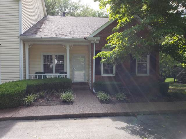 1269 Carriage Park Dr #1269, Franklin, TN 37064 (MLS #RTC2088808) :: FYKES Realty Group
