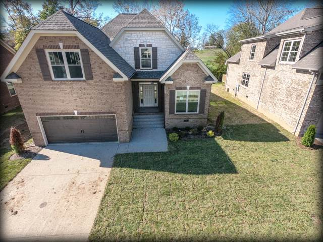 2017 Lequire Ln Lot 215, Spring Hill, TN 37174 (MLS #RTC2088825) :: The Milam Group at Fridrich & Clark Realty
