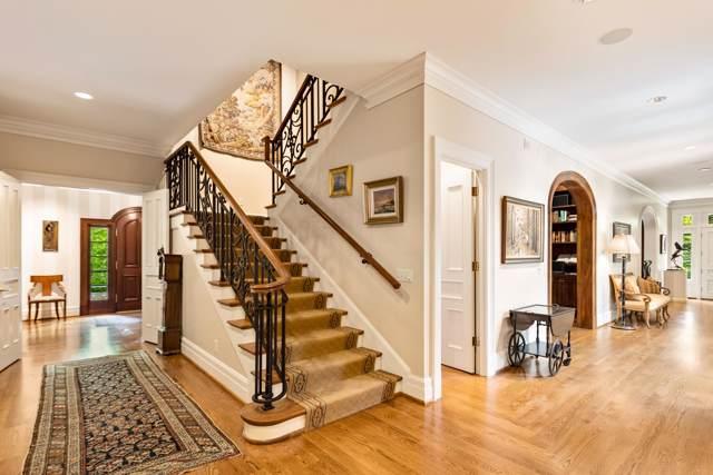 311 Sunnyside Dr, Nashville, TN 37205 (MLS #RTC2088994) :: Village Real Estate