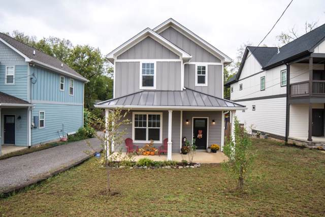 2219 24th Ave N, Nashville, TN 37208 (MLS #RTC2089003) :: Ashley Claire Real Estate - Benchmark Realty
