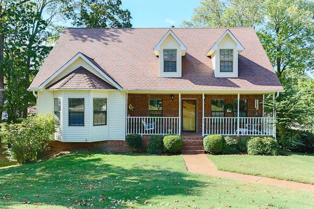 632 Knollwood Dr, La Vergne, TN 37086 (MLS #RTC2089043) :: Village Real Estate