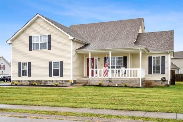 813 Samantha Ln, Clarksville, TN 37040 (MLS #RTC2089179) :: RE/MAX Homes And Estates