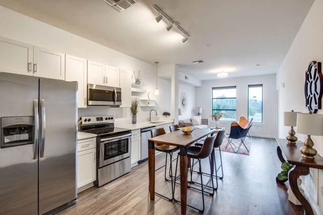 1900 12th Ave S # 205, Nashville, TN 37203 (MLS #RTC2089233) :: Village Real Estate