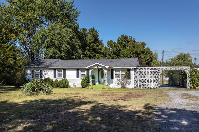 705 E Broad St, Dickson, TN 37055 (MLS #RTC2089249) :: Village Real Estate