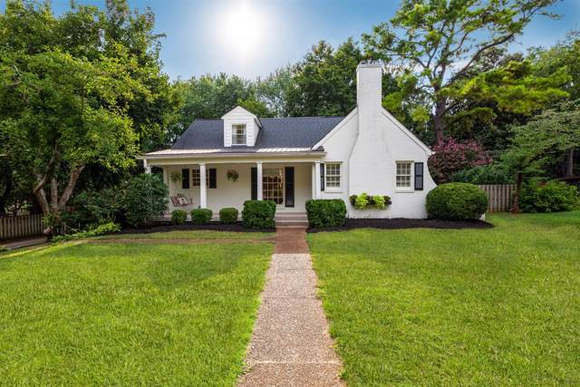 3505 Grayswood Ave, Nashville, TN 37215 (MLS #RTC2089253) :: Village Real Estate