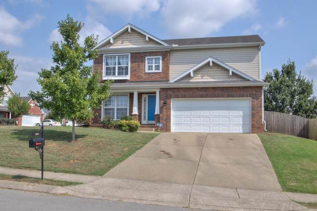 1806 Baileys Trace Dr, Spring Hill, TN 37174 (MLS #RTC2089257) :: REMAX Elite