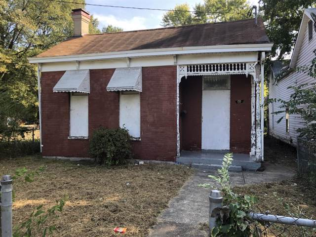 69 Maury St, Nashville, TN 37210 (MLS #RTC2089265) :: Village Real Estate