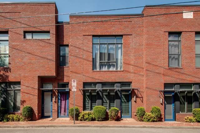 500 Madison St #106, Nashville, TN 37208 (MLS #RTC2089279) :: CityLiving Group