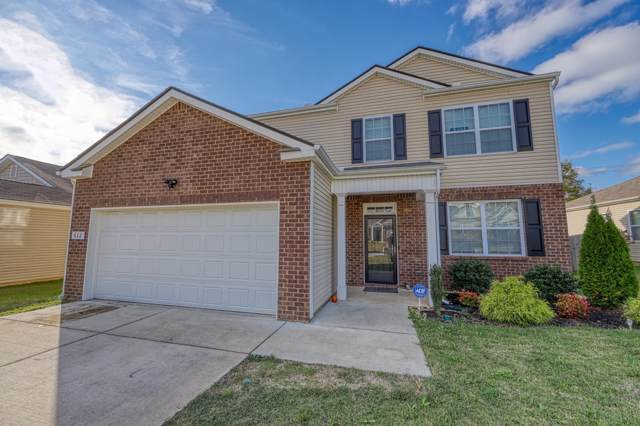 612 Prominence Rd, Columbia, TN 38401 (MLS #RTC2089288) :: Village Real Estate