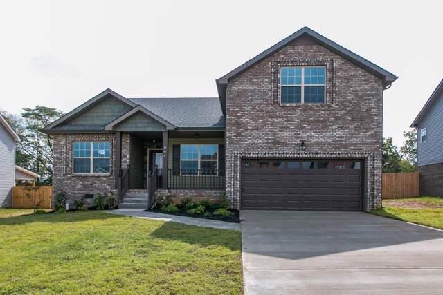 899 Wild Elm Ct (Lot 37), Clarksville, TN 37042 (MLS #RTC2089293) :: Berkshire Hathaway HomeServices Woodmont Realty