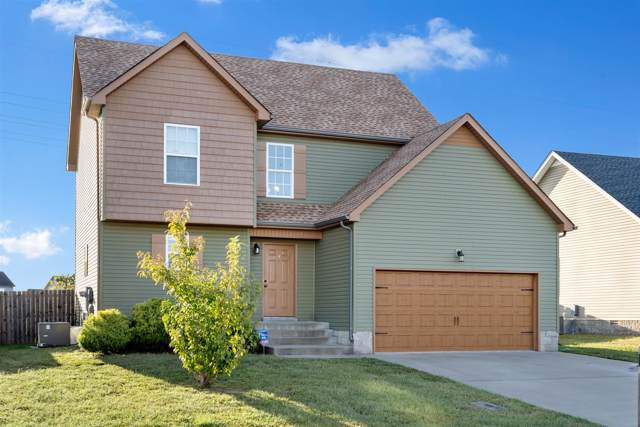 2306 Button Ct, Clarksville, TN 37040 (MLS #RTC2089405) :: Berkshire Hathaway HomeServices Woodmont Realty