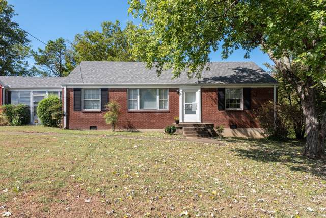 2314 Ridgecrest Dr, Nashville, TN 37216 (MLS #RTC2089429) :: FYKES Realty Group