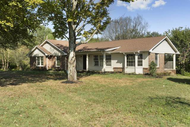 124 Tom Link Rd, Cottontown, TN 37048 (MLS #RTC2089431) :: Village Real Estate