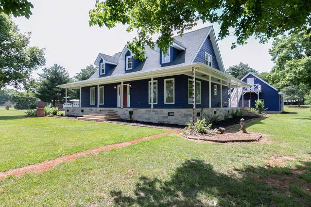 50 Swann Ln, Decherd, TN 37324 (MLS #RTC2089437) :: Village Real Estate
