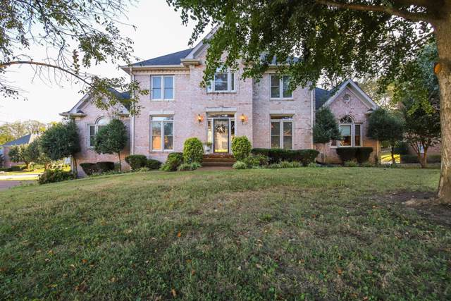109 Saltwood Pl, Hendersonville, TN 37075 (MLS #RTC2089450) :: RE/MAX Homes And Estates