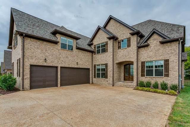 1009 Gadwall Ln, Spring Hill, TN 37174 (MLS #RTC2089477) :: RE/MAX Homes And Estates