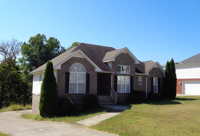 131 West Dr, Clarksville, TN 37040 (MLS #RTC2089537) :: Cory Real Estate Services