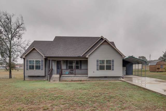 119 Southview Dr, Lewisburg, TN 37091 (MLS #RTC2089554) :: HALO Realty