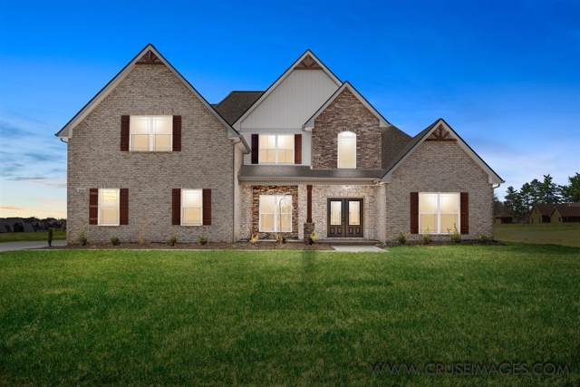 3208 Dunlop Lane, Clarksville, TN 37043 (MLS #RTC2089576) :: Cory Real Estate Services