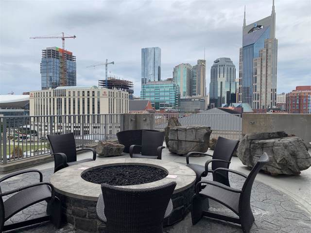 301 Demonbreun St #207, Nashville, TN 37201 (MLS #RTC2089577) :: Nashville on the Move