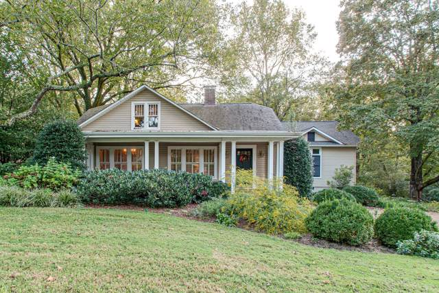 113 Bellevue Dr S, Nashville, TN 37205 (MLS #RTC2089586) :: The Group Campbell powered by Five Doors Network