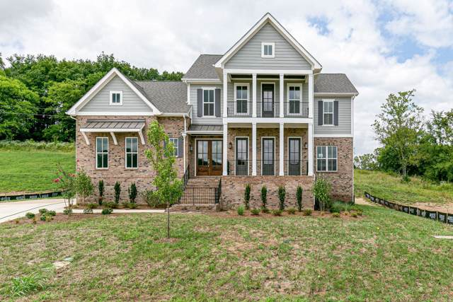 7009 Vineyard Valley Dr (103), College Grove, TN 37046 (MLS #RTC2089611) :: The Group Campbell powered by Five Doors Network