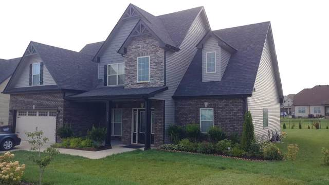 1240 Fallon Dr, Clarksville, TN 37043 (MLS #RTC2089724) :: The Group Campbell powered by Five Doors Network
