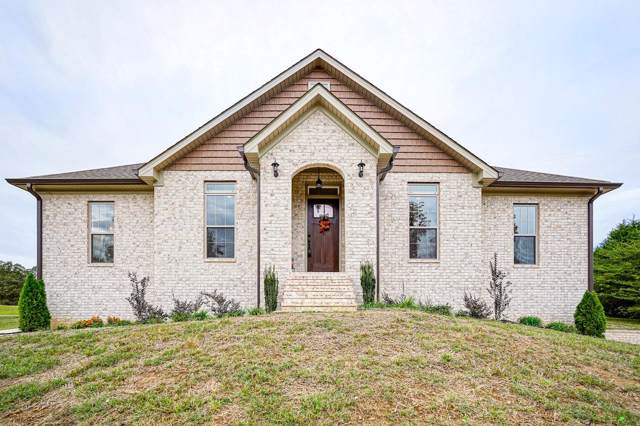 396 Double Eagle Drive, Summertown, TN 38483 (MLS #RTC2089735) :: FYKES Realty Group