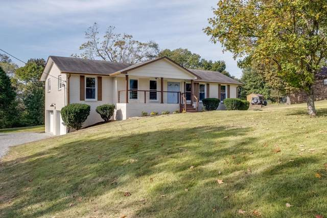 2009 Sunnyslope Ln, Goodlettsville, TN 37072 (MLS #RTC2089764) :: Village Real Estate
