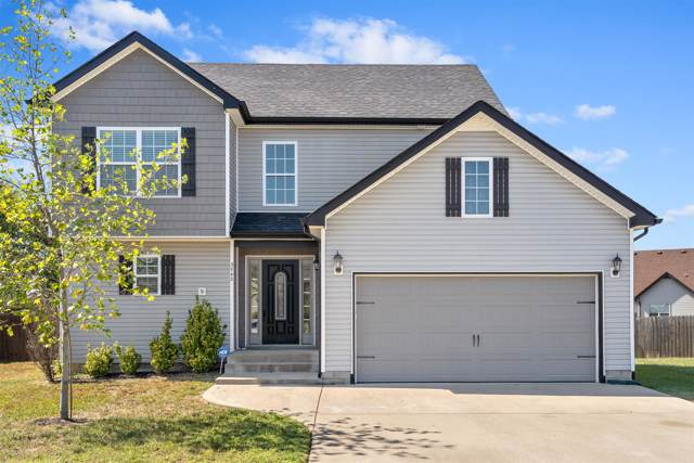 3742 Crisscross Ct, Clarksville, TN 37040 (MLS #RTC2089778) :: RE/MAX Homes And Estates