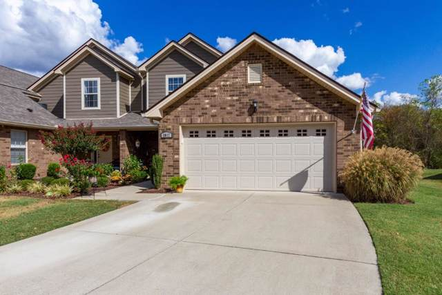 1017 Irish Way, Spring Hill, TN 37174 (MLS #RTC2089784) :: DeSelms Real Estate