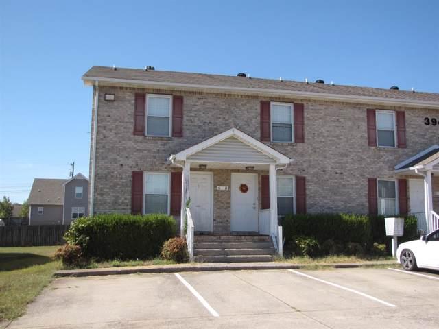 394 Jack Miller Blvd Apt A, Clarksville, TN 37042 (MLS #RTC2089846) :: FYKES Realty Group