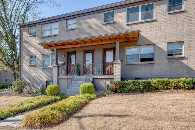 2831 Hillside Drive H7, Nashville, TN 37212 (MLS #RTC2089858) :: The Kelton Group