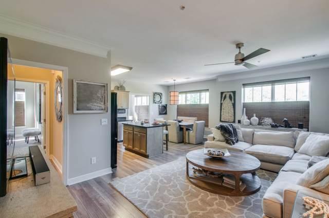 2310 Elliott Ave #821, Nashville, TN 37204 (MLS #RTC2089875) :: Village Real Estate