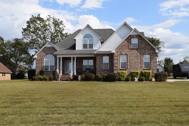 184 Farmwood Dr, Manchester, TN 37355 (MLS #RTC2089890) :: Village Real Estate