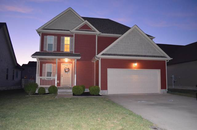 3742 Silver Fox Ct, Clarksville, TN 37040 (MLS #RTC2089938) :: RE/MAX Homes And Estates