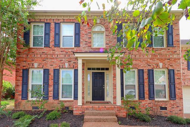 201 Polk Place Dr, Franklin, TN 37064 (MLS #RTC2089981) :: Team Wilson Real Estate Partners