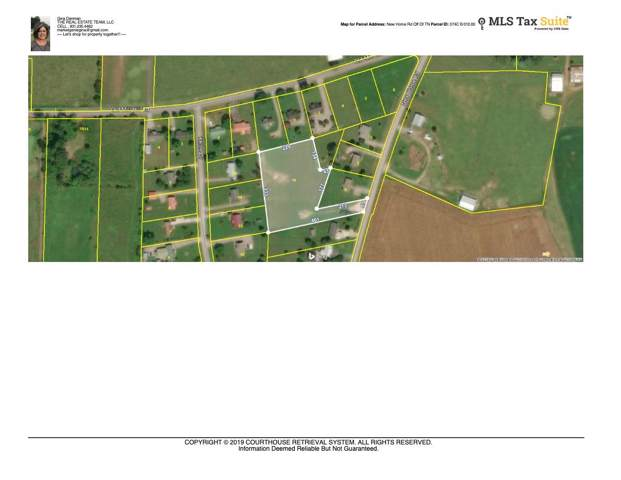 0 New Home Rd Off Of, Smithville, TN 37166 (MLS #RTC2090121) :: The Milam Group at Fridrich & Clark Realty