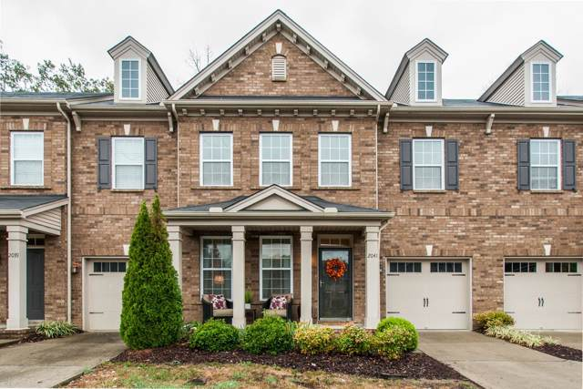 2041 Traemoor Village Dr, Nashville, TN 37209 (MLS #RTC2090144) :: Berkshire Hathaway HomeServices Woodmont Realty