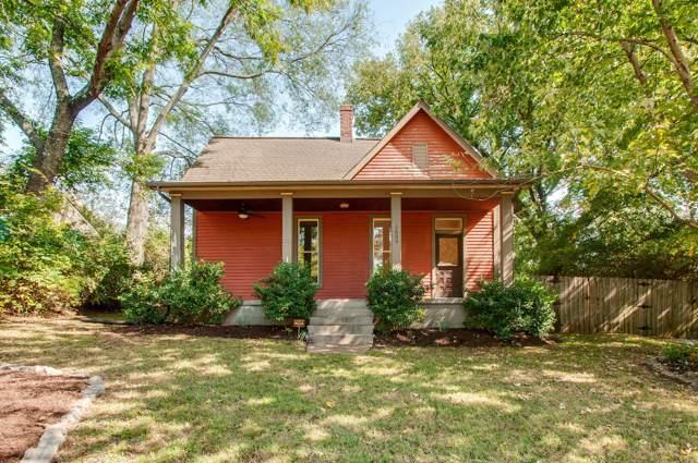1603 Lischey Avenue, Nashville, TN 37207 (MLS #RTC2090164) :: John Jones Real Estate LLC