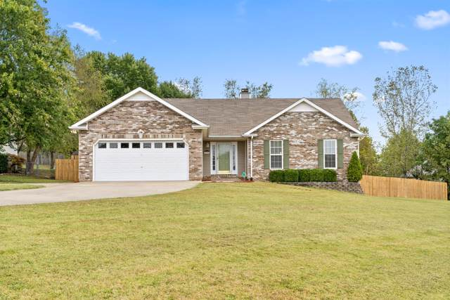 295 Harold Dr, Clarksville, TN 37040 (MLS #RTC2090171) :: Cory Real Estate Services