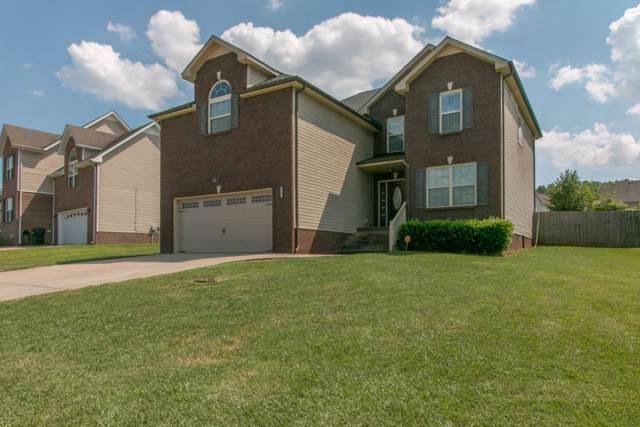 1240 Channelview Dr, Clarksville, TN 37040 (MLS #RTC2090213) :: Village Real Estate