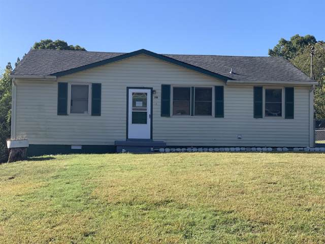 318 Gomer Rd, Clarksville, TN 37042 (MLS #RTC2090301) :: RE/MAX Choice Properties